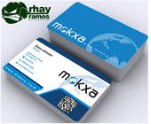 Contest Entry #25 for Design some Business Cards for Mokxa Technologies LLC