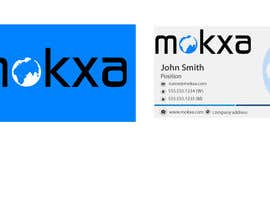 LucianCreative tarafından Design some Business Cards for Mokxa Technologies LLC için no 13