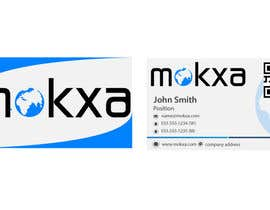 LucianCreative tarafından Design some Business Cards for Mokxa Technologies LLC için no 14