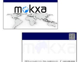#10 para Design some Business Cards for Mokxa Technologies LLC por rahulgandhi83