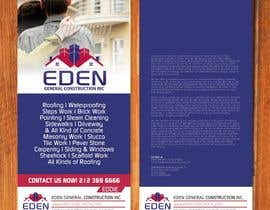 #13 for Design a Flyer for a general contractor by barinix