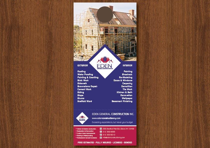 Inscrição nº                                         4                                      do Concurso para                                         Design a Flyer for a general contractor