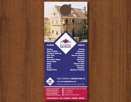 raywind tarafından Design a Flyer for a general contractor için no 4