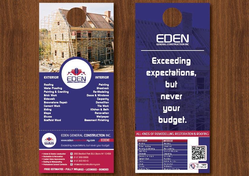 Inscrição nº                                         9                                      do Concurso para                                         Design a Flyer for a general contractor