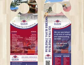 #30 untuk Design a Flyer for a general contractor oleh adhitya7393