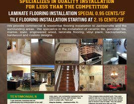 #4 untuk Design a Flyer - Flooring Installation Company oleh teAmGrafic