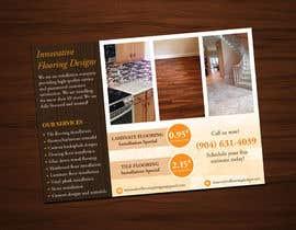 #12 untuk Design a Flyer - Flooring Installation Company oleh Chaddict