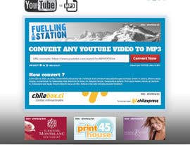 #40 untuk Youtube to MP3 Converter Website oleh hipnotyka