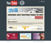 Contest Entry #41 for Youtube to MP3 Converter Website