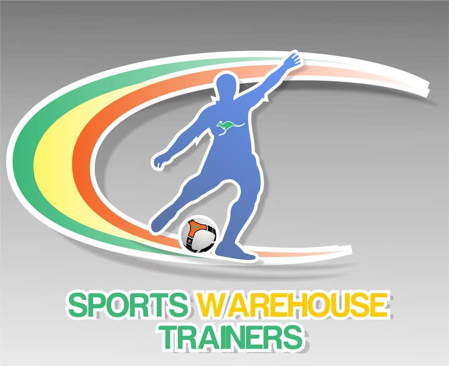 Inscrição nº                                         7                                      do Concurso para                                         Design a Logo for  sports trainers warehouse