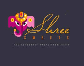 #30 untuk Design a Logo, tag line and a mascot for my Indian Sweets shop oleh Megha03