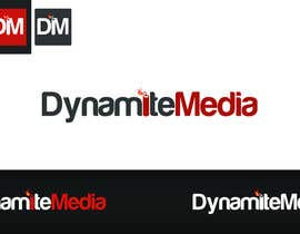 nº 27 pour Design a Logo for DynamiteMedia par Jevangood