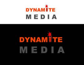 nº 57 pour Design a Logo for DynamiteMedia par salehinshafim