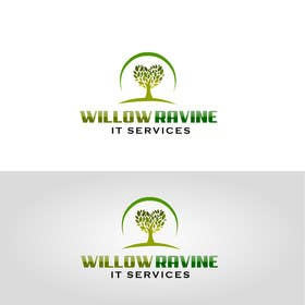 putul1950 tarafından Design a Logo for Willow Ravine IT Services için no 38