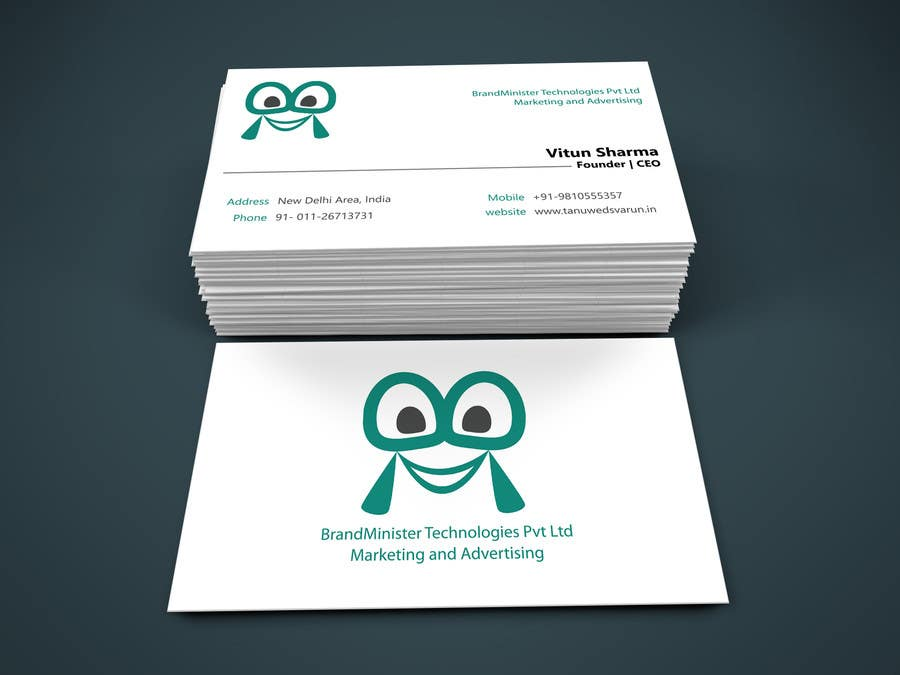 Entry 25 by petersamajay for business card design freelancer contest entry 25 for business card design colourmoves
