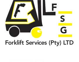 #10 untuk Design a Logo for a forklift company oleh bradetteching