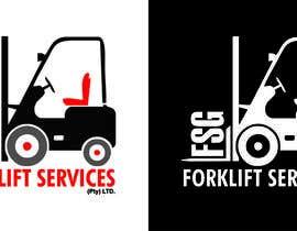 coolasim32 tarafından Design a Logo for a forklift company için no 14