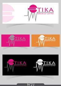 #15 untuk Creează un Logo pentru un centru medical oleh w21