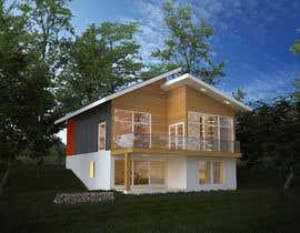 #25 untuk 3D model of Country house oleh ars001