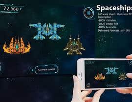 sandwalkers tarafından Looking for an artist to design 15 spaceships for a mobile game. için no 8