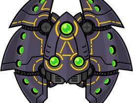 NGageGraphics tarafından Looking for an artist to design 15 spaceships for a mobile game. için no 12