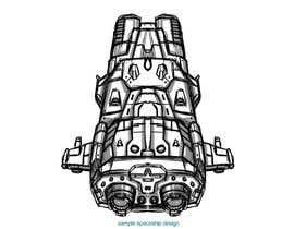 STrangethoughts tarafından Looking for an artist to design 15 spaceships for a mobile game. için no 19