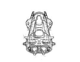 STrangethoughts tarafından Looking for an artist to design 15 spaceships for a mobile game. için no 20