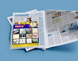 #13 untuk Design an Advertisement for Newspaper Artwork oleh manojkaninwal