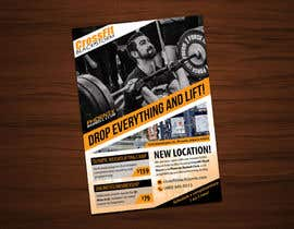 Chaddict tarafından Design a Flyer for a Fitness Training Facility için no 13