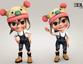 #18 untuk 3D Cartoon Character oleh Jeffersonben