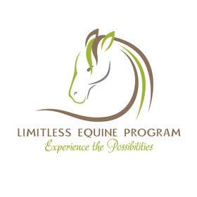 #46 untuk Design a Logo for Limitless Equine Program oleh squirrel1811