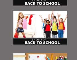 #2 untuk Design 3 banners oleh jeedesigns