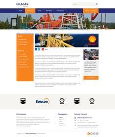 kreativeminds tarafından Design a Website Mockup için no 6