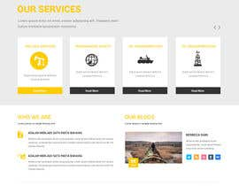 syrwebdevelopmen tarafından Design a Website Mockup için no 10