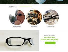 Lakshmipriyaom tarafından Design a Website Mockup için no 12