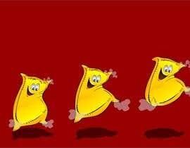 #24 untuk Draw a cartoony flour sack jump oleh viango