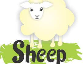 #62 for Design a Sheep Logo for our business af rajCreations