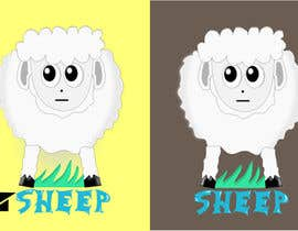 #101 cho Design a Sheep Logo for our business bởi msClick