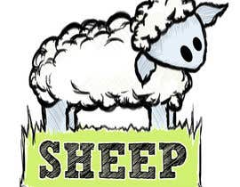 #77 for Design a Sheep Logo for our business af burgerdnl