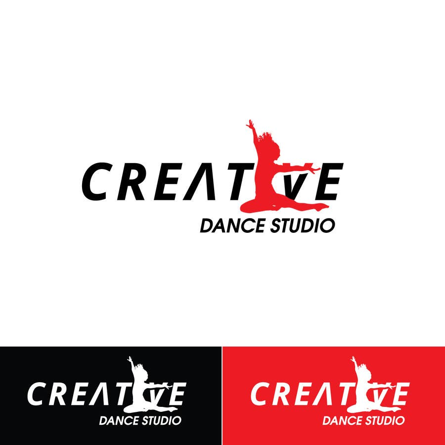 Penyertaan Peraduan #85 untuk Design a Logo for a Dance Studio