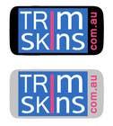 Contest Entry #28 for Design a Logo for our website TrimSkins (mobile phone skins)