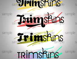 #25 cho Design a Logo for our website TrimSkins (mobile phone skins) bởi PoisonedFlower