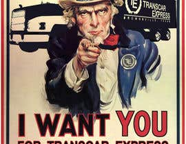 "#11 untuk Alter UNCLE SAM ""I want you"" poster for business. oleh AndyBrandon"