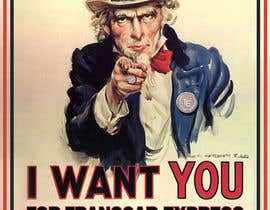 """#5 untuk Alter UNCLE SAM """"I want you"""" poster for business. oleh adsis"""