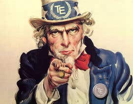 """#7 untuk Alter UNCLE SAM """"I want you"""" poster for business. oleh adsis"""