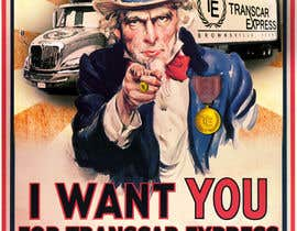 """#34 untuk Alter UNCLE SAM """"I want you"""" poster for business. oleh vgeofx"""