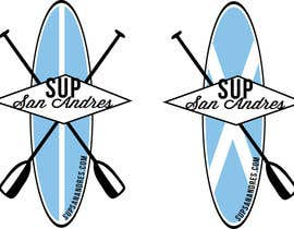 #20 untuk Design a Logo for a Stand Up Paddle Company oleh thelonelywhale