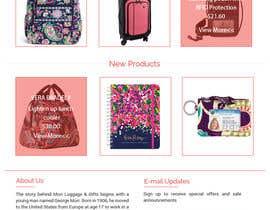 #2 untuk Design a Responsive Website Mockup oleh ravinderss2014