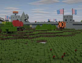#14 untuk Create a Minecraft inspired Animation oleh duocept