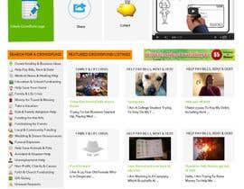 krishnaraturi47 tarafından Design a Website Mockup için no 15